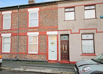Thumbnail 2 bed terraced house for sale in Kent Street, Warrington