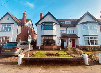 Thumbnail 5 bed semi-detached house for sale in Styvechale Avenue, Coventry