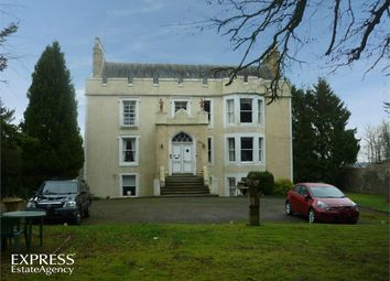 Thumbnail 3 bed flat for sale in Coldingham, Eyemouth, Scottish Borders