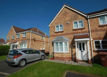 Thumbnail 3 bed semi-detached house to rent in Watton Close, Pendlebury, Swinton, Manchester