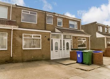 3 bed terraced house for sale in Storey Street, Cramlington NE23