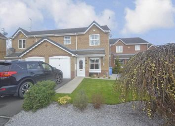Thumbnail 3 bedroom semi-detached house to rent in Lavender Close, Kingswood, Hull