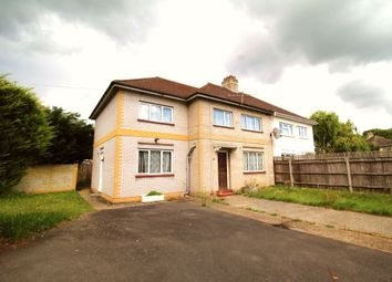 Thumbnail 4 bed detached house to rent in Ashwood Road, Englefield Green, Egham