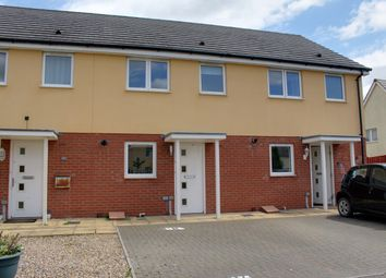 Thumbnail 2 bedroom terraced house to rent in Anson Road, Upper Cambourne, Cambridge