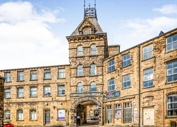Thumbnail 1 bed flat for sale in Plover Road, Lindley, Huddersfield