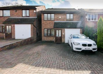 Thumbnail 3 bed detached house for sale in Higher Shady Lane, Bromley Cross, Bolton