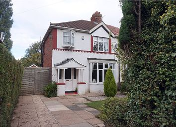 Thumbnail 3 bed semi-detached house to rent in Laceby Road, Grimsby