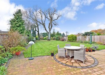 Thumbnail 4 bed detached house for sale in Warren Road, Bluebell Hill, Chatham, Kent