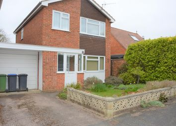 Thumbnail 3 bed link-detached house to rent in The Meadows, Bidford-On-Avon, Alcester