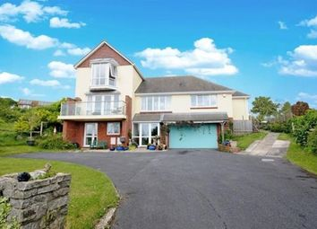 Thumbnail 5 bed detached house to rent in Beer Road, Seaton