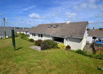 Thumbnail 4 bed detached bungalow for sale in Cliff Rise, Polruan, Fowey, Cornwall