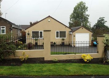 Thumbnail 3 bed detached bungalow for sale in Lindrick Way, Harrogate, North Yorkshire