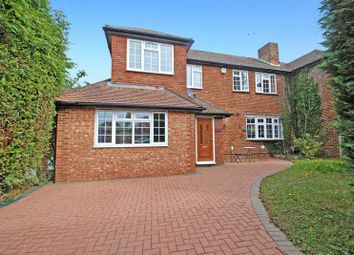 Thumbnail 5 bedroom semi-detached house for sale in Repton Road, Orpington