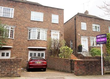 Thumbnail 3 bed semi-detached house for sale in Boundary Road, London