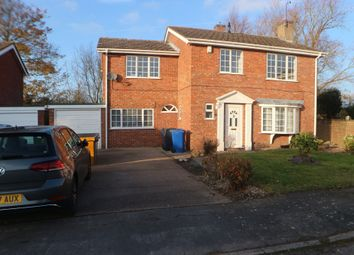 Thumbnail 4 bed detached house to rent in Naylors Drive, Middle Rasen, Market Rasen