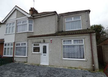 Thumbnail 3 bed semi-detached house for sale in Manser Road, Rainham, Essex