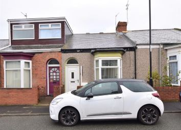 Thumbnail 2 bed cottage for sale in Stratfield Street, Sunderland