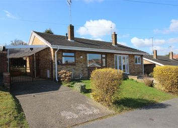 Thumbnail 2 bed semi-detached bungalow to rent in Linton Drive, Boughton, Newark, Nottinghamshire