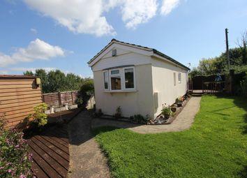 Thumbnail 1 bed mobile/park home for sale in Fairlawns Park, Grange Road, Paignton
