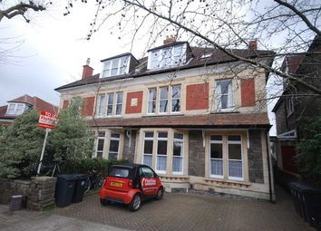 Thumbnail 2 bed flat to rent in Woodstock Road, Redland, Bristol