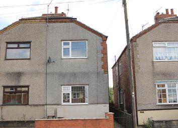 Thumbnail 2 bed semi-detached house for sale in Hardwick Street, Tibshelf, Alfreton