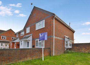 Thumbnail 3 bed semi-detached house to rent in Attwood Close, Highwoods, Colchester