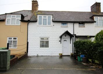 Thumbnail 3 bed terraced house for sale in Northumberland Way, Northumberland Heath, Kent