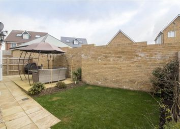 Thumbnail 1 bed maisonette for sale in Grant Drive, Church Crookham, Fleet