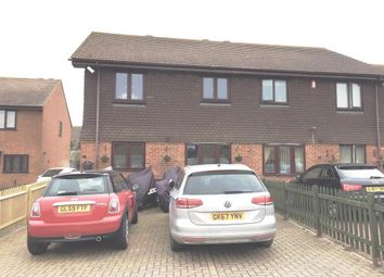 Thumbnail 3 bed semi-detached house for sale in Courtenay Road, Deal
