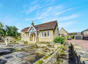 Thumbnail 3 bed detached bungalow for sale in Blackmoorfoot Road, Crosland Moor, Huddersfield