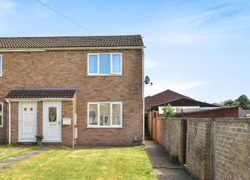 Thumbnail 2 bed end terrace house for sale in Derwent Road, Thatcham