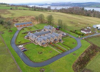 Thumbnail 4 bed town house for sale in Old Greenock Road, Langbank, Port Glasgow