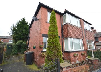 Thumbnail 3 bed semi-detached house for sale in Chatswood Drive, Leeds, West Yorkshire