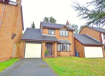 Thumbnail 3 bed detached house to rent in Lancaster Road, Newcastle-Under-Lyme