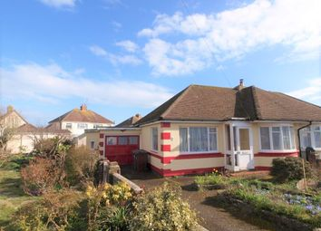 Thumbnail 2 bed semi-detached bungalow for sale in West Close, Polegate