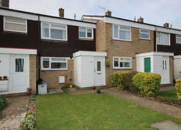 Thumbnail 3 bed terraced house for sale in Pyms Close, Great Barford, Bedford
