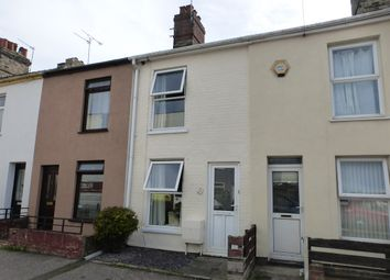 Thumbnail 2 bedroom terraced house for sale in Haward Street, Lowestoft