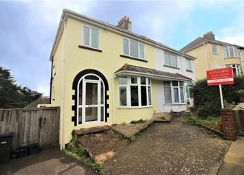 Thumbnail 3 bedroom semi-detached house for sale in Redburn Road, Paignton