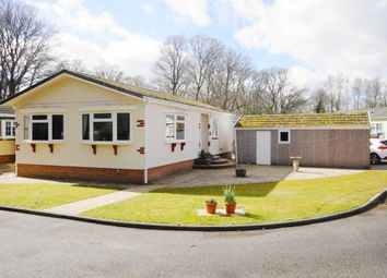 Thumbnail 2 bed mobile/park home for sale in Dewlands Park, Verwood