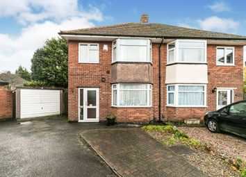 Thumbnail 3 bed semi-detached house for sale in Finchmead Road, Birmingham