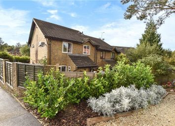 Thumbnail 2 bed end terrace house to rent in Hexham Close, Owlsmoor, Sandhurst