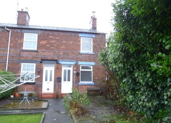 Thumbnail 2 bed terraced house to rent in Haregate Terrace, Leek, Staffordshire