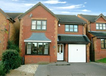 Thumbnail 4 bed detached house to rent in Ivy Croft, Pendeford, Wolverhampton