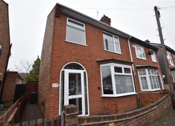 Thumbnail 3 bed semi-detached house for sale in Howard Street, Loughborough