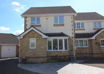 Thumbnail 3 bed semi-detached house for sale in Bourlon Wood, Abingdon