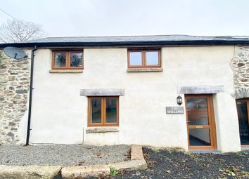 Thumbnail 2 bed barn conversion to rent in Hurlditch Horn, Gulworthy, Tavistock
