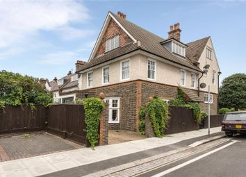 Thumbnail 2 bed flat for sale in Belvedere Grove, Wimbledon, London