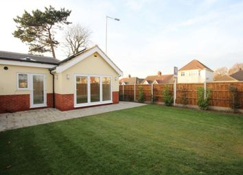 Thumbnail 2 bedroom bungalow for sale in Chase Cross Road, Collier Row, Romford