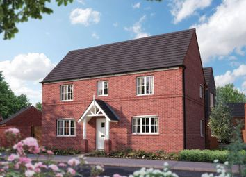Thumbnail 4 bed detached house for sale in Fairview Park, Station Road, Chorley, Nantwich