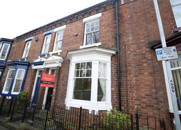 Thumbnail 3 bed terraced house for sale in Victoria Embankment, Darlington, County Durham